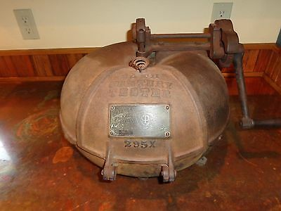 Antique Cast Iron 20th. Century Creamery Tester 295X, Early 1900's, Steampunk