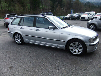 Bmw 320 Serie 3 e46 Turbodiesel Cat Touring