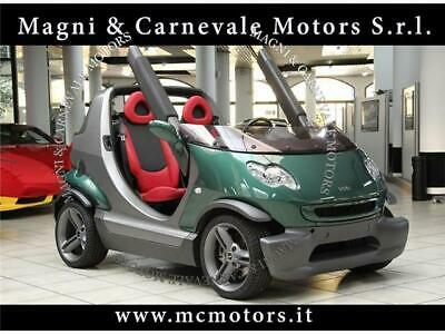 Smart fortwo crossblade -special paint -limited edition - unica