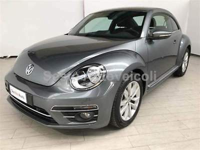 Volkswagen Maggiolino 2.0 TDI Design BlueMotion Technology