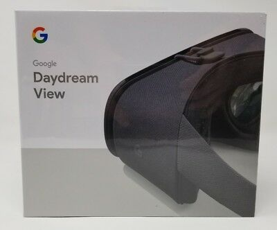"""Google Daydream View VR (2nd Generation 2017) Brand New """"Charcoal"""""""