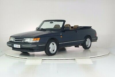 SAAB 900 i turbo 16 S cat Cabriolet Top