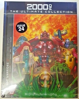 2000 AD The Ultimate Collection # 24=ABC WARRIORS = VOLUME TWO