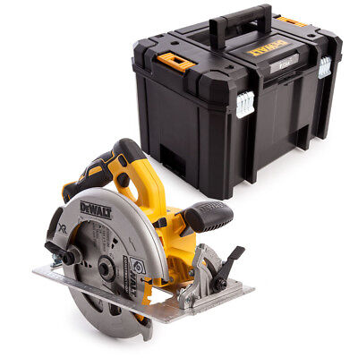 Dewalt DCS570 18V Cordless XR Brushless Circular Saw 184mm With DWST1-71195 Case