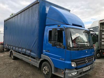 Mercedes-Benz Atego SPARES AND REPAIRS ONLY!