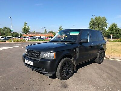 2011 Land Rover Range Rover 4.4 TDV8 VOGUE