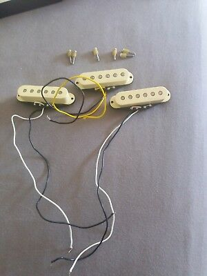 Fender Hot Noiseless Stratocaster Pickups