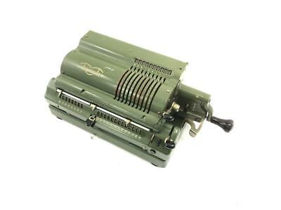 Vintage 1950s Triumphator Mechanical Calculator Calculating Machine, Germany