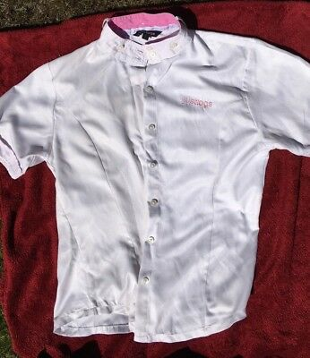 Just togs Size 10 Competition Shirt