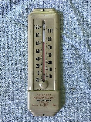 vintage wall thermometer