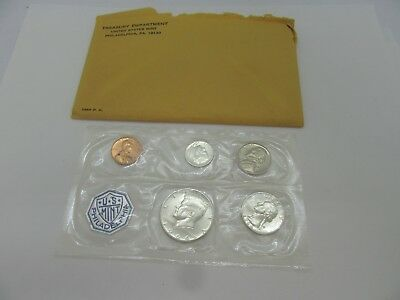 1964 Silver U.S. Proof Coins Set