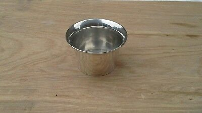 A Solid Silver Bowl  (Small ).