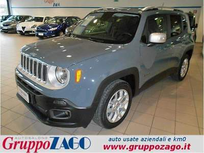 Jeep Renegade 1.6 Multijet DDCT 120 CV Limited 2wd MY2017 ((KM0)