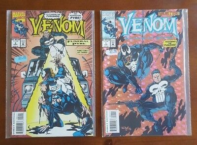 Venom, Ghost Rider and Venom bundle, mixed, NM, See description for details
