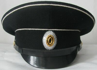 WW1 Officer Service Cap Russian Imperial Navy Replica