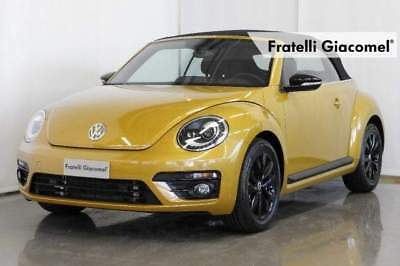 VOLKSWAGEN Maggiolino Cabrio 2.0 TDI Design BlueMotion Technology