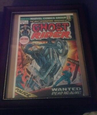 Ghost Rider #1 First Appearance! (Sep 1973, Marvel)