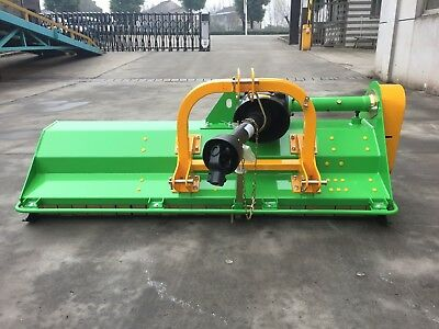 """E-HD-195, 76"""" Heavy Duty Flail Mower from Victory Tractor Implements"""