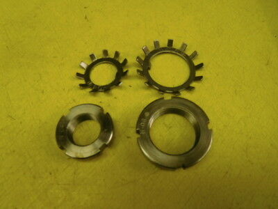 Hobart Transmision Top Lock Nut And Lock Washer Set, Models H600, P660, L800