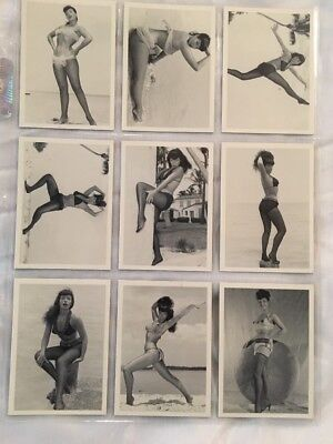 Bettie Page Queen Of Curves 1996 21ST Century Archives Base Card Set -  50 Cards