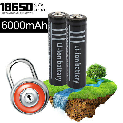 6000mha 18650 Li-Ion Battery Torch Electric Toy Portable Rechargeable Battery