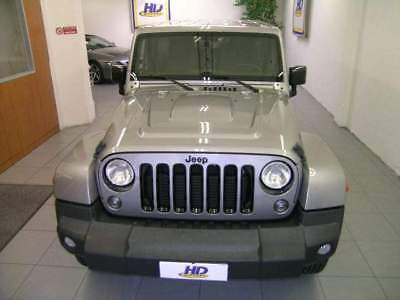 JEEP Wrangler Unlimited 2.8 CRD DPF Black edition Auto +soft top