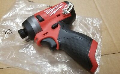 Milwaukee 2553-20 12v 1/4-Inch M12 FUEL Hex Impact Driver Replaces 2453-20