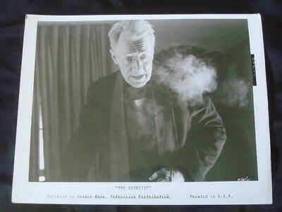 Original WB **The EXORCIST** 8x10 Movie Press Photo/Still *Max von Sydow MERRIN