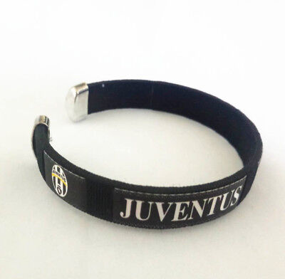Juventus Wristband Wrist Band Soccer Club Bracelet Run Sport Adjustable