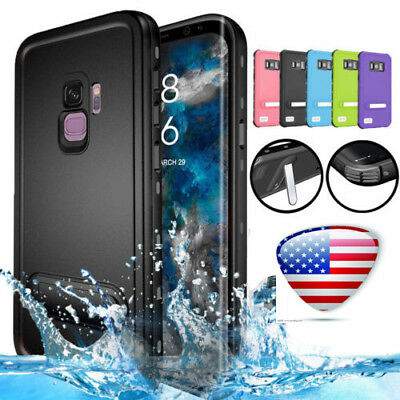 Waterproof Case Underwater Shockproof Cover For Samsung Galaxy S8 S9 Plus Note 8