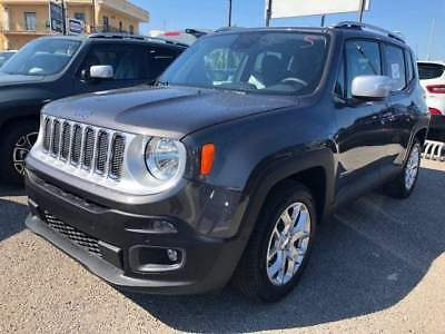 JEEP Renegade 'MY 2018' 1.6 Mjt 120 CV Limited Con NAVI '4095'