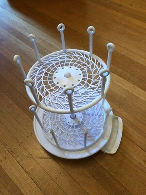 The First Years Spin Stack Drying Rack