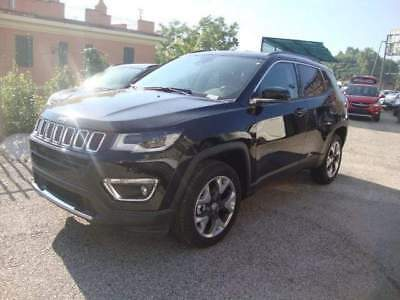 "Jeep compass 2000 mjt 4x4 limited 140cv carplay radar""18 camera"