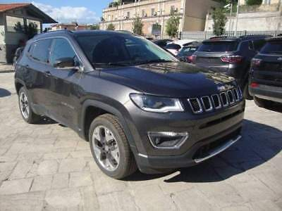 "Jeep compass 1600 mjt limited 120cv carplay radar""18 camera"