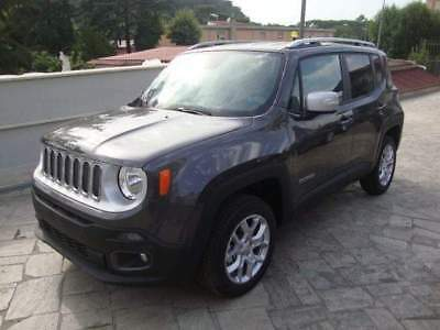 JEEP Renegade 2000 MJT LIMITED 4x4 AUTOM. PELLE 140CV CARPLAY