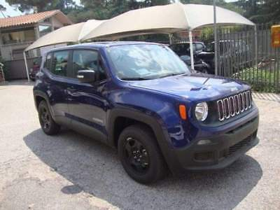 Jeep renegade 1600 e-torq sport gpl new model bluet italiano