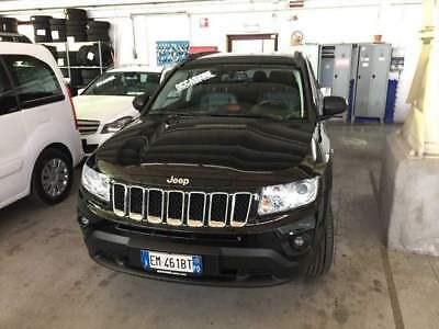 Jeep Compass Diesel 2.2 crd Limited 4wd 163cv