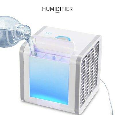1Pcs Air Personal Space Air Cooler Quick & Easy Way to Cool Air Conditioner FR