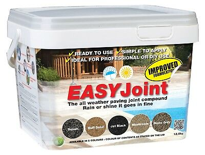 Easy Joint - STONE GREY -  Jointing compound 12.5 kg EASY Joint