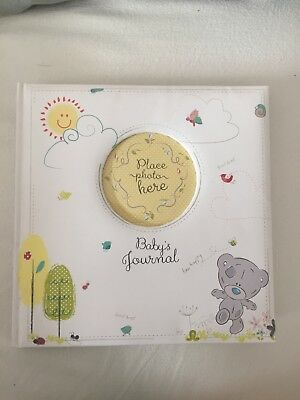 new baby journal by me to you