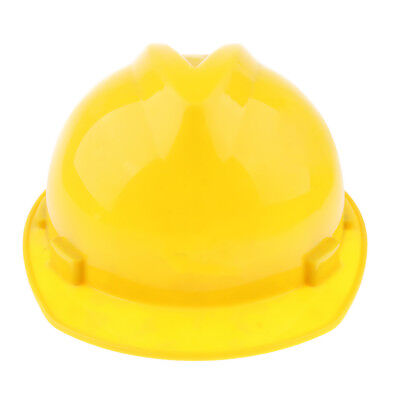 Hard Hat Adjustable Forestry Safety Helmet Work Protective Bump Cap-Yellow
