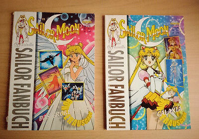 Sailor Moon Fanbuch 22 & 19