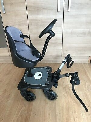 Mee-go 4 wheeler sit and ride buggyboard. Excellent condition