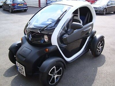 renault twizy 2012 technic only 600 miles