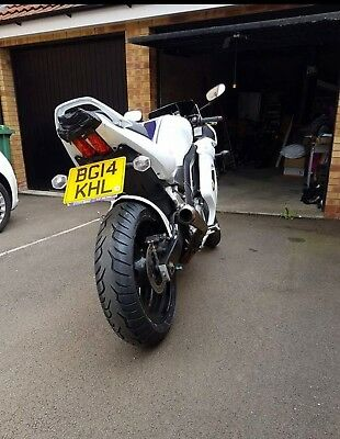 Suzuki sv650 Motorbike, Great for people that's passed there test.. great bike