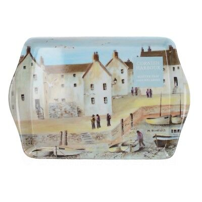 Cornish Harbour Small Melamine Scatter Tray by Creative Tops - 1st Class Post!