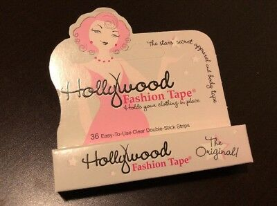 NEW Hollywood Fashion Tape 36 Strips