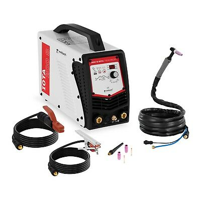 TIG DC Welder Liftarc Ignition Professional MMA E-Hand Pulse Welding Device