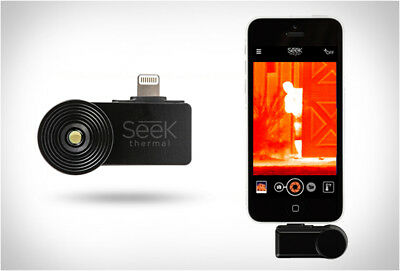 Seek Thermal Compact Thermal Imaging Camera for iOS (Lightning)