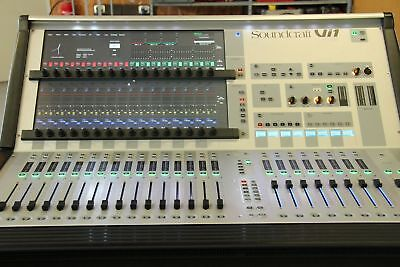 Soundcraft VI1 64/32, Digitalmischpult, Digital Mischpult im Originalcase VI 1